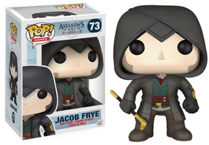 Ultimate Funko Pop Assassin's Creed Vinyl Figures List and Gallery 31
