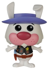 2015 Funko Pop Hanna Barbera Vinyl Figures Ricochet Rabbit 1