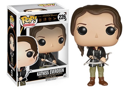 2015 Funko Pop Hunger Games Vinyl Figures 226 Katniss Everdeen