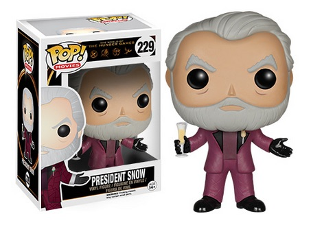 2015 Funko Pop Hunger Games Vinyl Figures 229 President Snow