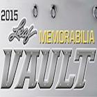 2015 Leaf Memorabilia Vault