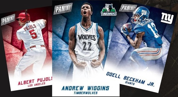 2015 Panini Black Friday Trading Cards 1