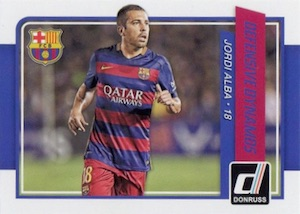 2015 Donruss Soccer Cards 24