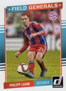 2015 Donruss Soccer Cards 27