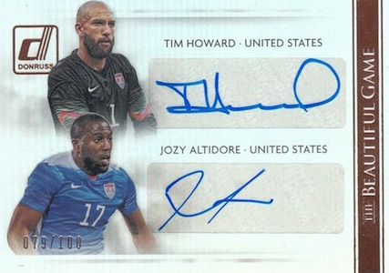 2015 Donruss Soccer Cards 33