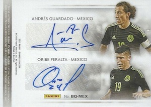 2015 Donruss Soccer Cards 36