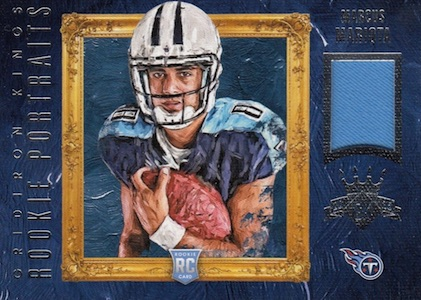 2015 Panini Gridiron Kings Football Cards 31