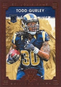 Todd Gurley Rookie Cards Guide and Checklist 14