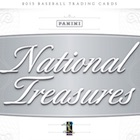 2015 Panini National Treasures Baseball Cards