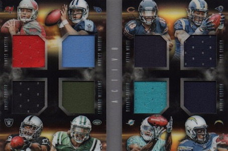 2015 Panini Playbook Football Cards 23
