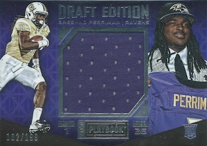 2015 Panini Playbook Football Cards 24