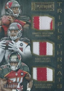 2015 Panini Playbook Football Cards 32