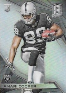 Amari Cooper Rookie Card Gallery and Checklist 22