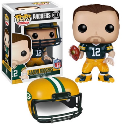 2015 Funko Pop NFL Vinyl Figures 21