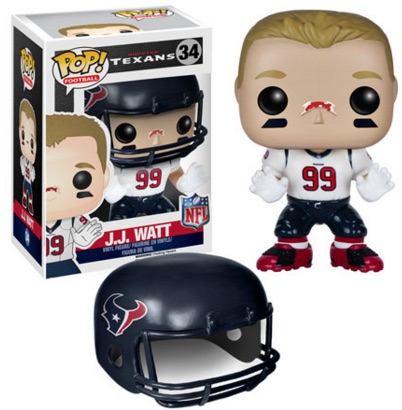 2015 Funko Pop NFL Vinyl Figures 25