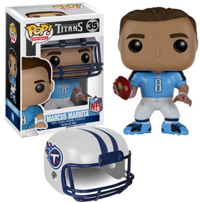 2015 Funko Pop NFL Vinyl Figures 26