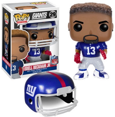 2015 Funko Pop NFL Vinyl Figures 1