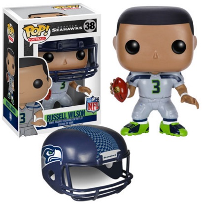 2015 Funko Pop NFL Vinyl Figures 32