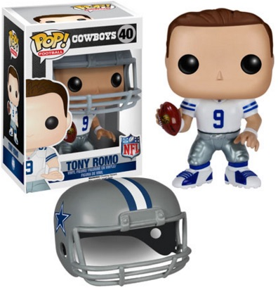 2015 Funko Pop NFL Vinyl Figures 34