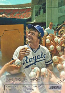 Top 10 George Brett Baseball Cards 1