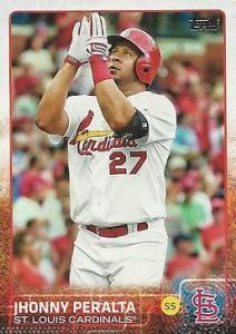 2015 Topps Update Series Baseball Variations Short Print Guide 249