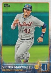 2015 Topps Baseball 515 Victor Martinez