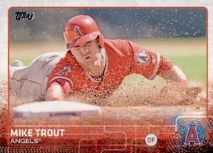 2015 Topps Update Series Baseball Variations Short Print Guide 305