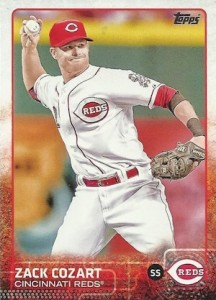 2015 Topps Update Series Baseball Variations Short Print Guide 291