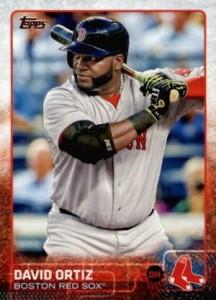 2015 Topps Update Series Baseball Variations Short Print Guide 321