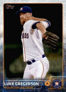 2015 Topps Baseball Base 525 Luke Gregerson