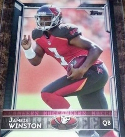 2015 Topps Football Retail Factory Rookie Variations Guide 10