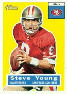 2015 Topps Heritage Football Cards 22