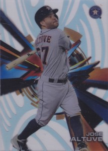 2015 Topps High Tek Variations and Patterns Guide 33