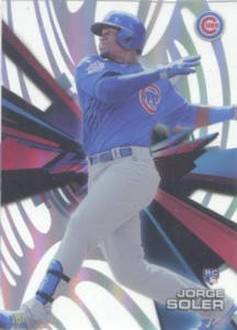 2015 Topps High Tek Variations and Patterns Guide 62
