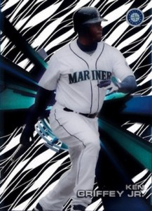 2015 Topps High Tek Baseball Home Uniform Variation Ken Griffey