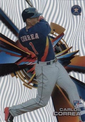 Carlos Correa Rookie Cards Checklist and Gallery 10