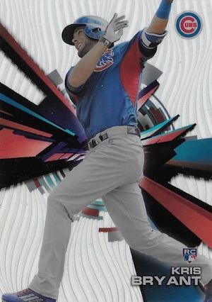 Kris Bryant Rookie Card Gallery and Checklist 14
