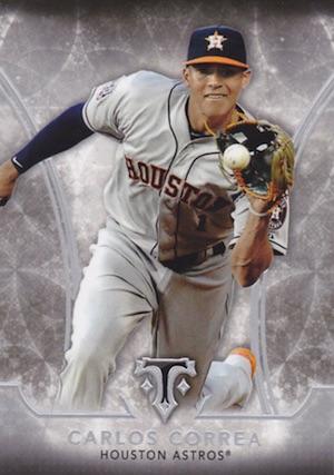 Carlos Correa Rookie Cards Checklist and Gallery 12