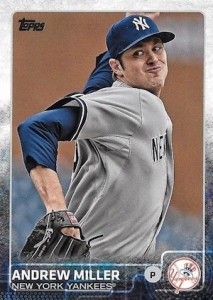 2015 Topps Update Series Base Andrew Miller