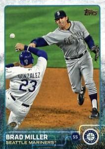 2015 Topps Update Series Baseball Variations Short Print Guide 331