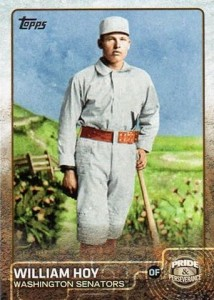 2015 Topps Update Series Baseball Pride and Perseverance