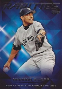 2015 Topps Update Series Baseball Rarities