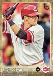 2015 Topps Update Series Baseball Variations Short Print Guide 308