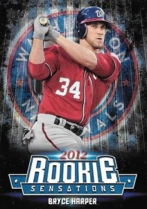 2015 Topps Update Series Baseball Rookie Sensations