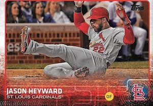 2015 Topps Update Series Baseball Variations Short Print Guide 105