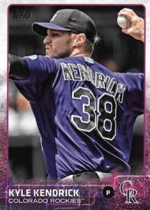 2015 Topps Update Series Baseball Variations Short Print Guide 132
