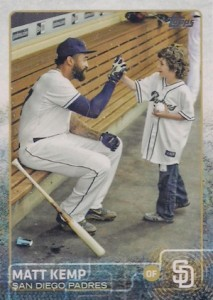 2015 Topps Update Series Baseball Variations Short Print Guide 65