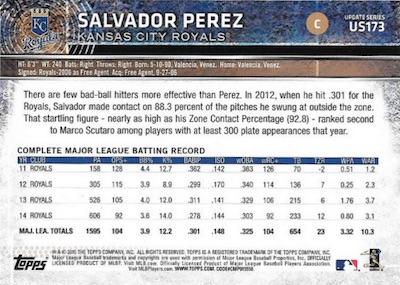 2015 Topps Update Series Baseball Variations Short Print Guide 189