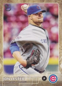 2015 Topps Update Series Throwback Variations Jon Lester