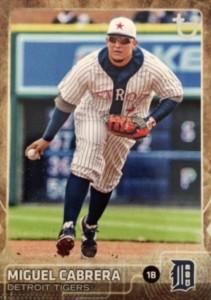 2015 Topps Update Series Baseball Variations Short Print Guide 246
